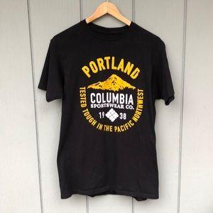 Portland OR Columbia Sportswear co. T-Shirt